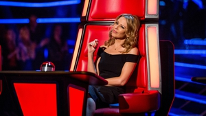 Kylie Minogue on The Voice UK