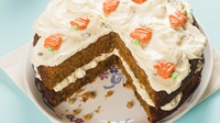 Easter Bunny's Carrot Cake - Courtesy of www.cookwithavonmore.ie