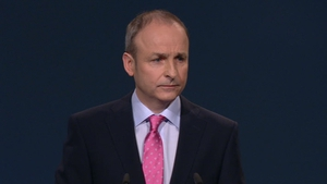 Micheál Martin described Enda Kenny's statement as 'extraordinary'