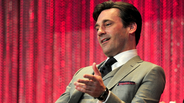 John Hamm's on the way back for one more run of Mad Men