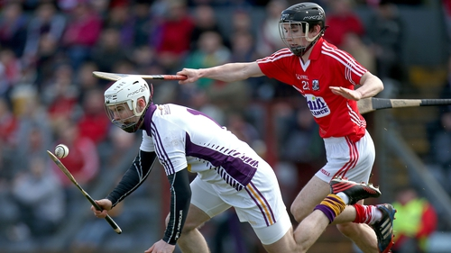 Wexford and Cork were among the teams in Division 1B this season