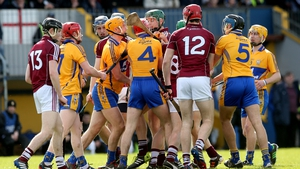 A bit of a schmoozle: tempers flare as Clare take on Galway