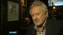 Friends of Brendan Behan gather to pay tribute