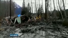 Three killed in Seattle mudslide