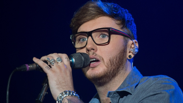 James Arthur has recently been courting controversy