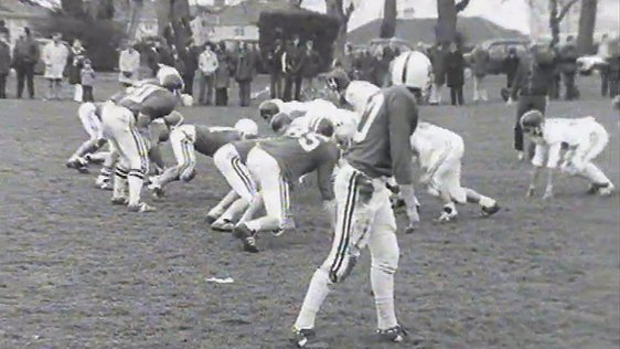 American Football in Coolock, 1974