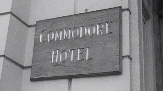 Commodore Hotel Cobh 1964