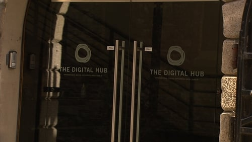 The Digital Hub caters to a cluster of 70 companies in the Liberties area of Dublin