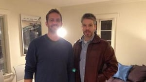 Vin Diesel posted a photo of Paul Walker with his own brother also called Paul on Facebook
