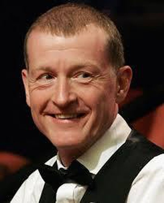 Steve Davis - 6 Times World Snooker Champion
