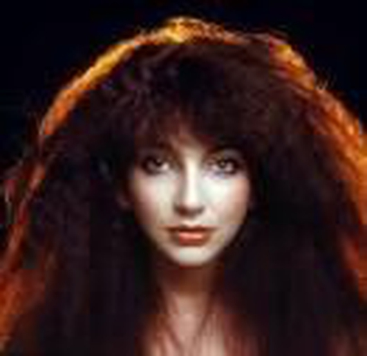 The Iconic Kate Bush