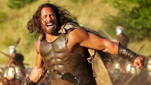 Dwayne 'The Rock' Johnson as Hercules