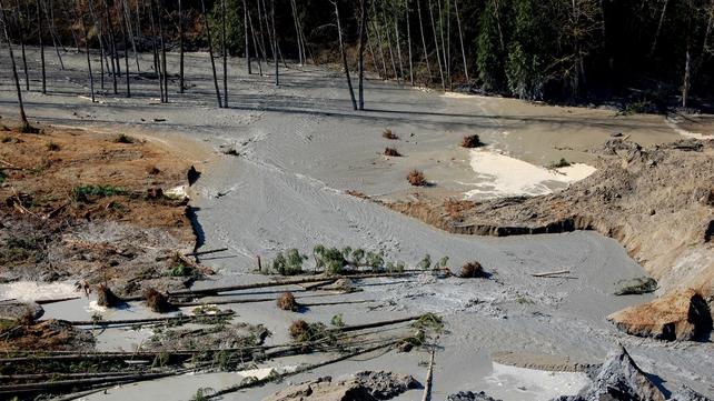 14 people have been confirmed dead in the mudslide