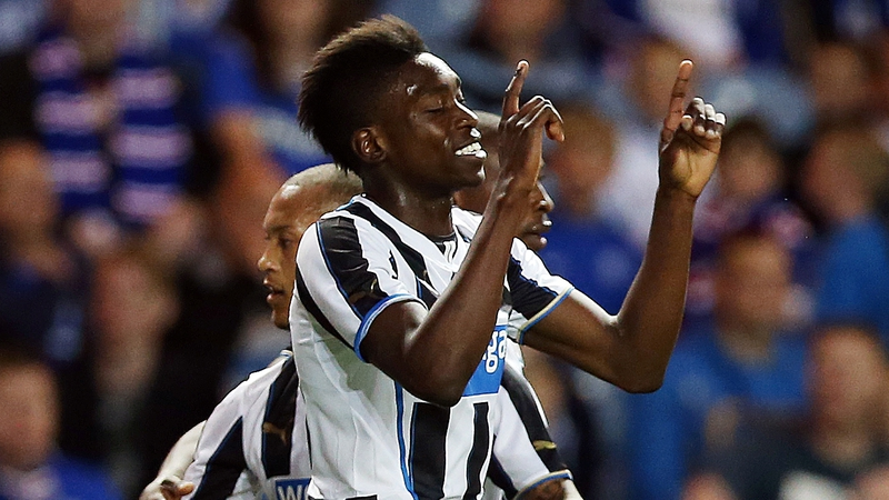 Sammy Ameobi is out injured
