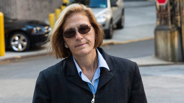 Former portfolio manager JoAnn Crupi was convicted of consipiring to defraud clients