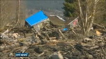 More than 100 people reported missing after major mudslide in US
