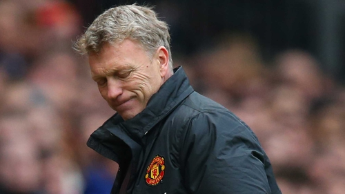 Manchester United David Moyes has endured a difficult first season at Old Trafford