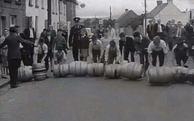 Nenagh Barrel Race (1963)