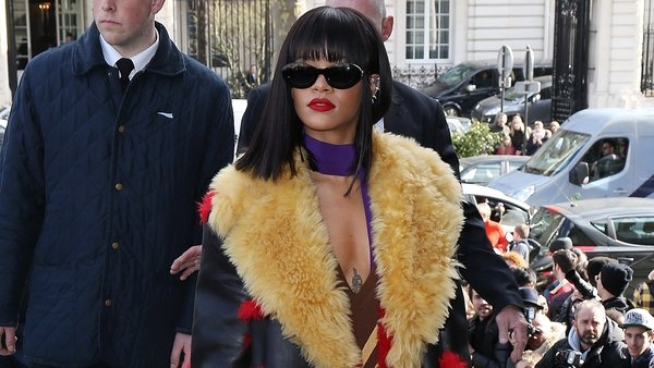 Rihanna would be a remarkable acquisition for the X Factor