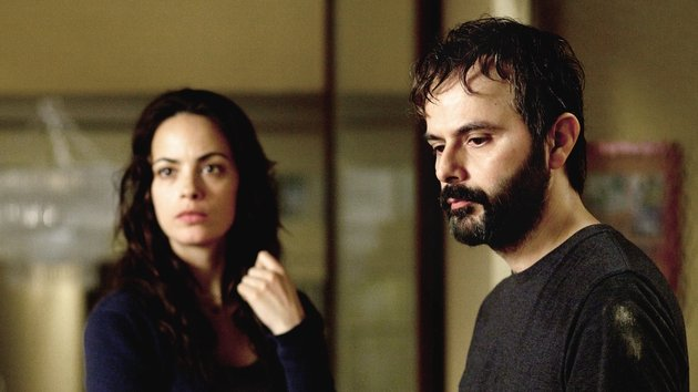 Trying to address the spillage of what has happened and all its complications: Bérénice Bejo and Ali Mosaffa in The Past (Le Passé)