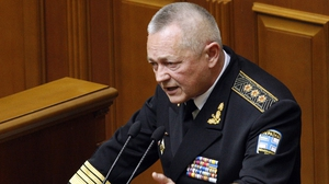 Dismissal of Defence Minister Igor Tenyukh was passed by vote in Ukrainian parliament