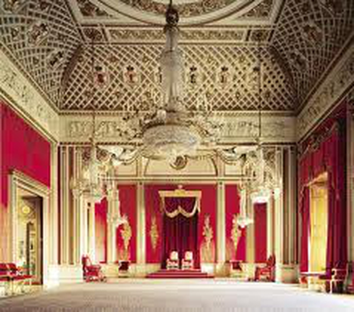 Trip to Buckingham Palace