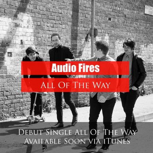 Audio Fires live in Session
