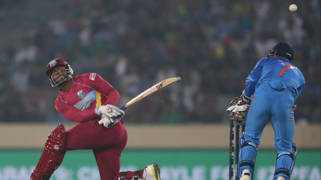Dwayne Smith hit 72 against Bangladesh