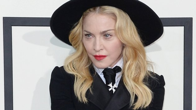 Madonna to get back in the director's chair for Ade