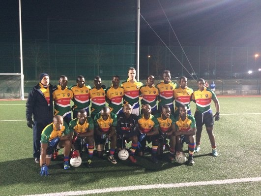 South Africa Gaels