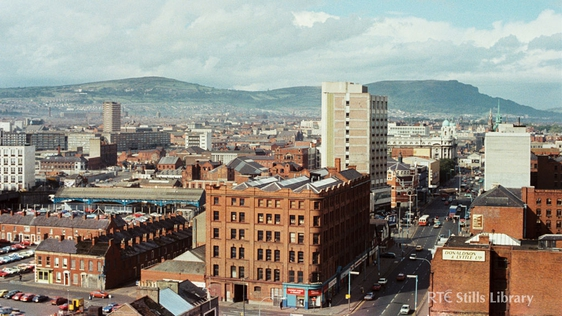 Belfast City, 1982 © RTÉ Archives 2058/034