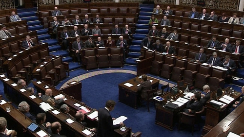 A Dáil has heard the Gender Recognition Bill will cover formal legal recognition for all purposes