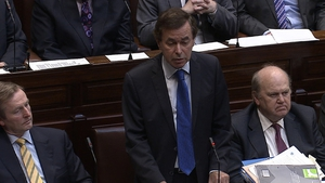 The Opposition is calling on Minister Shatter to step down over his handling of the garda taping controversy
