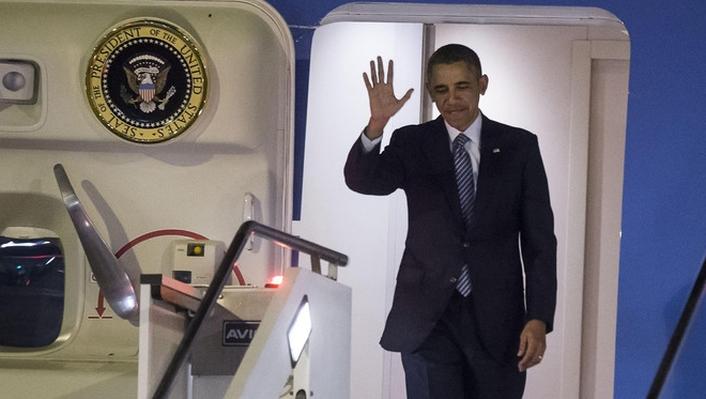 Obama in Rome