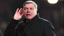 West Ham manager Sam Allardyce says he has never been booed after winning before