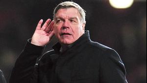Sam Allardyce was sacked by West Ham last May