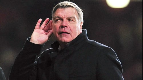 Sam Allardyce was booed off the pitch by his own fans despite winning