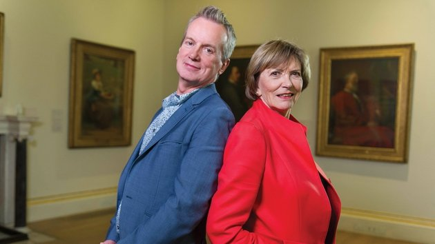 Skinner and Bakewell - Coming to Dublin in June for new series
