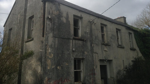 One of the buildings, in Lettermore, Co Galway, was last used as a garda station in the early 1980s