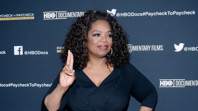 Oprah taking self-help show on tour