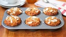 Folláin Apricot Jam Breakfast Muffins
