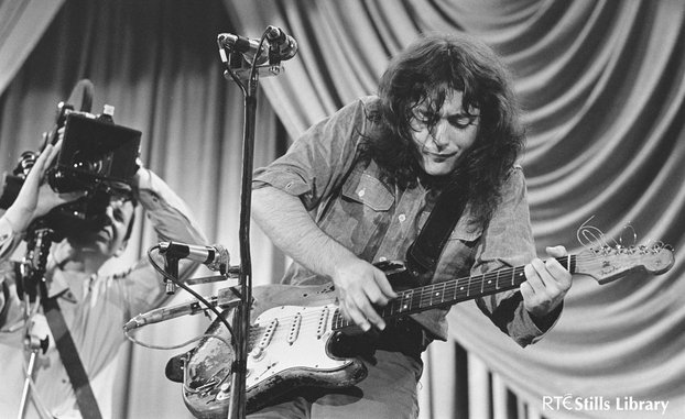 Rory Gallagher at the Savoy Limerick (1972)
