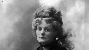 Maud Gonne, the subject of Adrian Frasier's remarkable new biography The Adulterous Muse