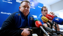 Leinster coach Matt O'Connor says they may not risk Cian Healy for the match against Munster