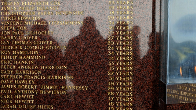 96 Liverpool fans were killed in the crush on 15 April, 1989