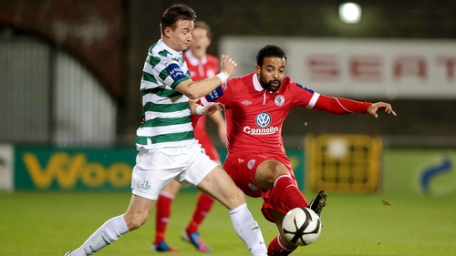 Ronan Finn and Kieran Djilali can expect to start in Tallaght Stadium