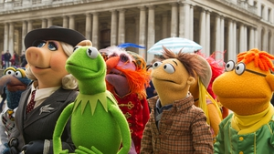 The Muppets head off on a tour around Europe