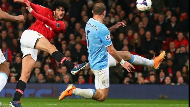 Manchester United will have to look higher than the likes of Marouane Fellaini this summer