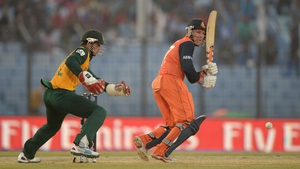 South African Stephan Myburgh was the Netherlands' outstanding performer in Chittagong