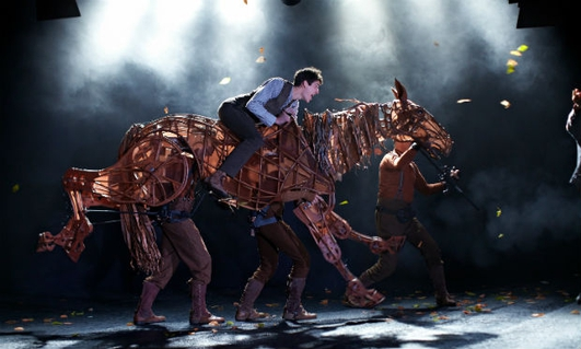 Warhorse at The Bord Gais Energy Theatre